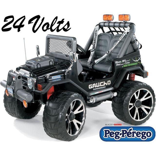 voiture 4x4 electrique 24v