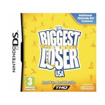 Thq - The Biggest Loser Nintendo Ds Import anglais