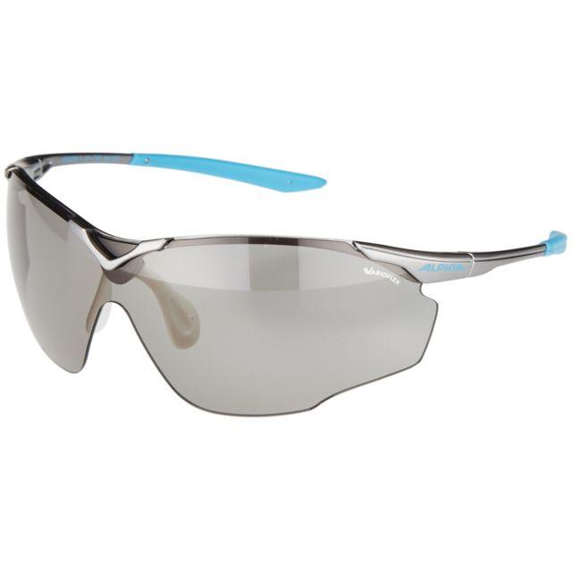 Alpina - Splinter Shield Vl - Lunettes cyclisme - gris