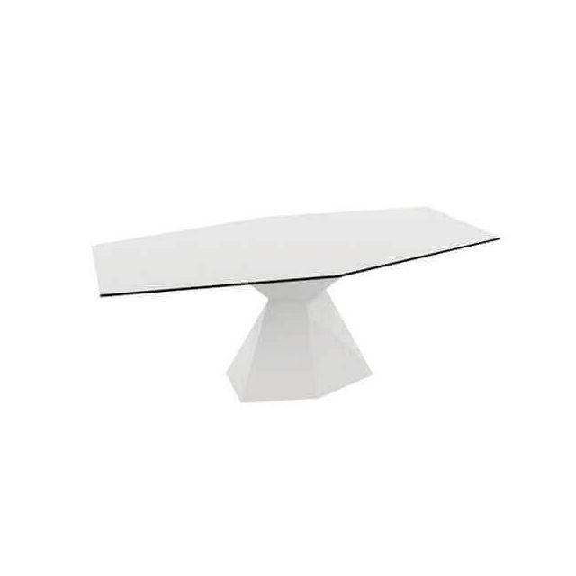 Vondom Vertex - Table repas d'extérieur