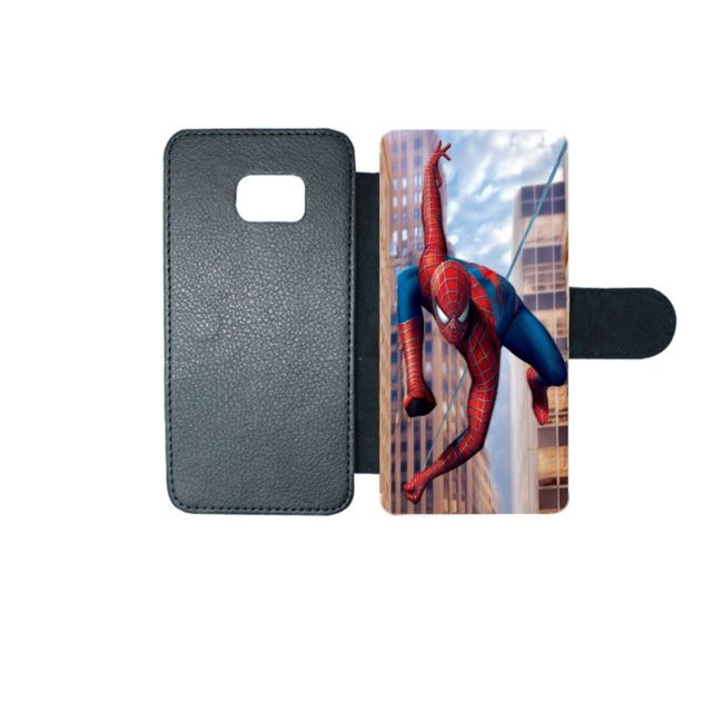 coque samsung galaxy s6 spiderman