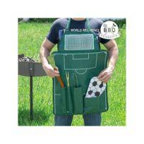Bbq Classics - Tablier de Football avec Ustensiles pour Barbecue