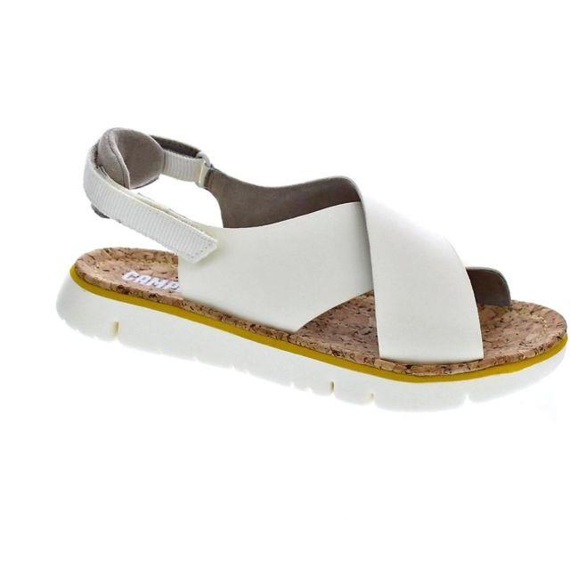 Femme Chaussures Achat Oruga Cher Cs4ajl35rq Sandales Modele Camper Pas WDbeH9YE2I