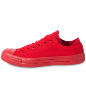 converse chuck taylor rouge