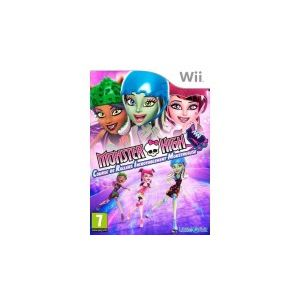 Bandai namco games monster high course de rollers - Jeux monster high roller ...