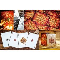 Ellusionist - Ignite Playing Cards Sequel to Fathom Quench your Flame Fire Cartes à jouer