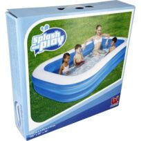 BESTWAY - Piscine rectangulaire gonflable