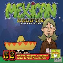 Repos Production - Jeux de société - Crazy Poker / Mexican Hold'em Poker