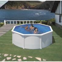 piscine hors sol ronde Les Lilas