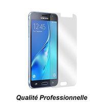 Stargift - Vitre protection d'écran en Verre trempé pour J3 Samsung Galaxy, film protecteur Ultra transparent et résistant