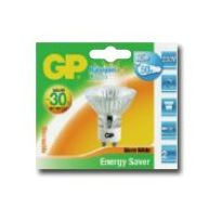 Gp Lighting - Gp Energy Saver - Halogenglühlampe mit Reflektor - Gu10 - 35 W Entsprechung 50 W Warmweiß