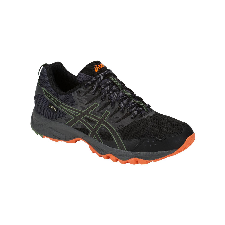 Asics - Gel-Sonoma 3 G-tx T727N-002 Noir - pas cher Achat / Vente Chaussures running