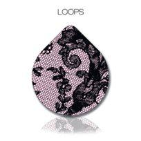 "Loops - Préservatif ""Pinky"" Dentelle"