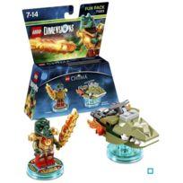 Warner Games - Lego Dimensions - Cragger - Lego Chima