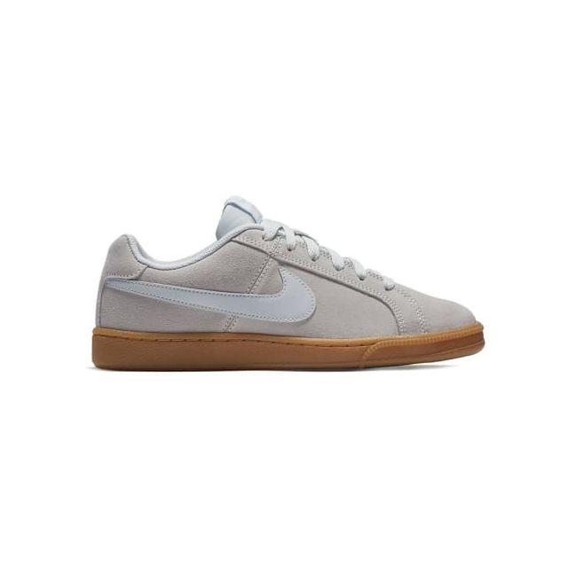 471cb1aff5e2 Nike Chaussures Court Royale Suede gris femme femme femme Multicolour pas |  Outlet fa67db