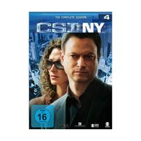 Universum Film Gmbh - Csi: Ny - Season 4 Import allemand