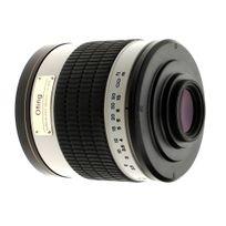 Oting - Téléobjectif 500mm F 1:6.3 pour Nikon