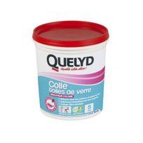 Quelyd - Colle Toiles de verre Rose 1 Kg - 30601714