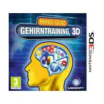 Ubi Soft - Mind quiz : gehirntraining 3D import allemand