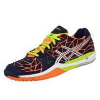 Asics - Gel Fireblast Chaussures de Handball Homme Multicolor