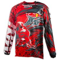 Kini Red Bull - Revolution - Maillot manches longues - rouge