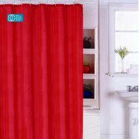 Rideaux douche Rouge - Achat Rideaux douche Rouge pas cher - Rue du ...