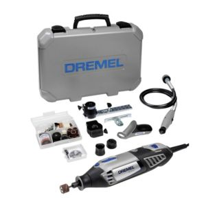 dremel 4000 175w avec 65 accessoires 4 adaptations en coffret f013 4000 jp pas cher. Black Bedroom Furniture Sets. Home Design Ideas