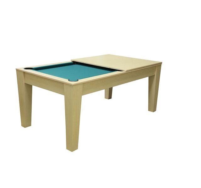 cortes games table de billard convertible tapis vert - Billard Table Convertible