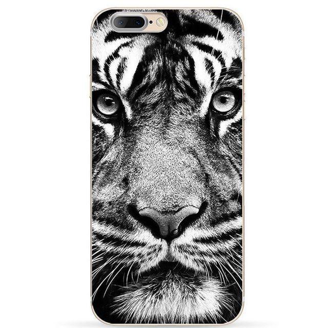 iphone 7 plus coque tigre
