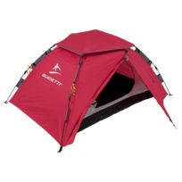 Guidetti - Tente Tip top confort tente 2p Rouge 79073