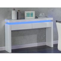 Console Laquee Blanc Achat Console Laquee Blanc Pas Cher Rue Du