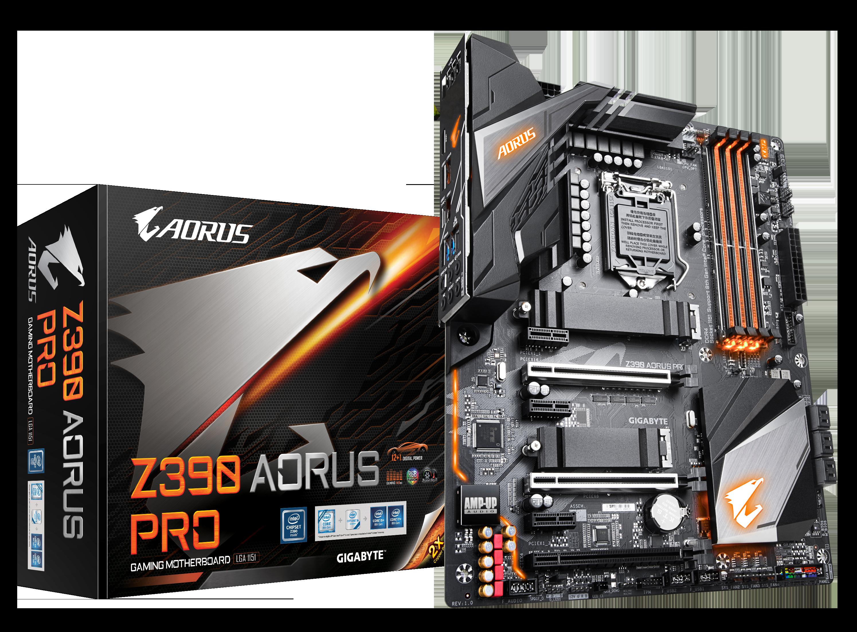 Intel Z390 AORUS PRO - ATX