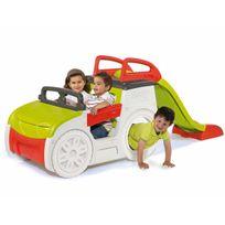 Smoby - Aire de jeux Adventure Car