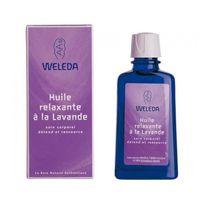 Weleda - Huile Relaxante Lavande 100ml
