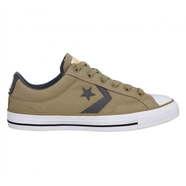 421fb35f3f1 Converse - Star Player toile Homme-40-Sandy - pas cher Achat   Vente  Baskets homme - RueDuCommerce