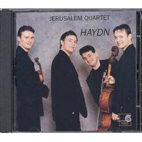"Harmonia Mundi - Joseph Haydn - Quatuors à cordes opus 64 no. 5 ""L'Alouette"", opus 76 no. 2 ""Les Quintes"" et opus 77 no. 1 Boitier cristal"