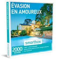 Smartbox - Évasion en amoureux - Coffret Cadeau