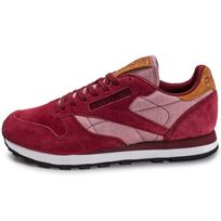Reebok - Classic Leather Chambray Bordeaux