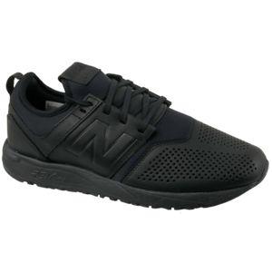 New Balance MRL247LK Sneaker Homme Noir Noir - Chaussures Baskets basses Homme