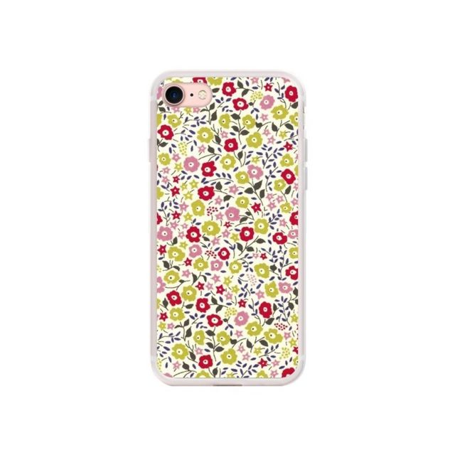 coque iphone 7 et 8 liberty fleurs nico