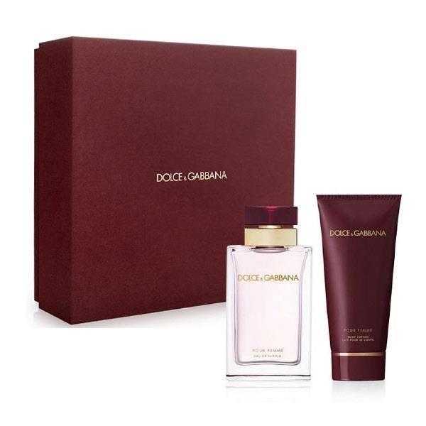 Dolce   Gabbana - Dolce Gabbana Pour Femme 50 Edp + Vp Bl100 - pas ... dead37ea6780