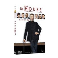 Générique - Dvd Dr House, saison 8