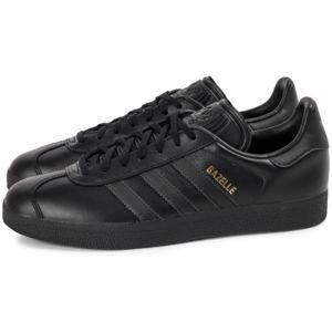 adidas gazelle cuir noir pas cher