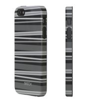 Skech - Coque Groove grise pour Apple iPhone 5