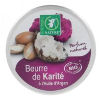 Boutique Nature - Beurre de Karité Argan Bio - 100 ml