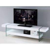 grand meuble tv design achat grand meuble tv design pas cher rue du commerce. Black Bedroom Furniture Sets. Home Design Ideas