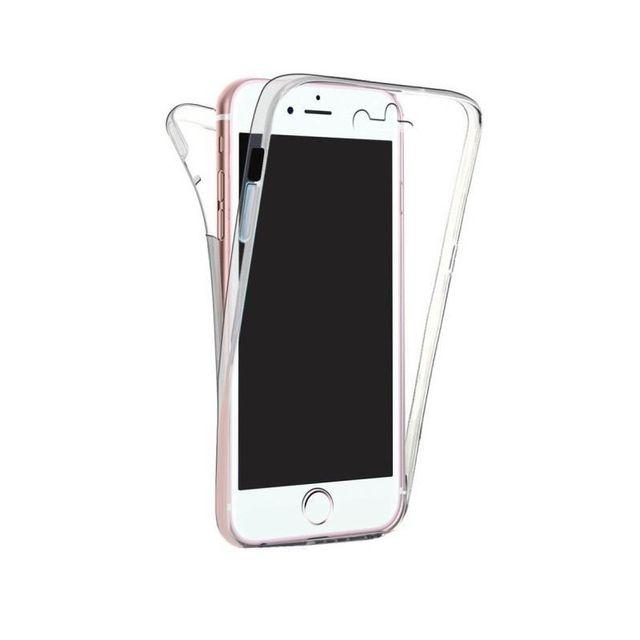 coque 360 iphone 8 silicone