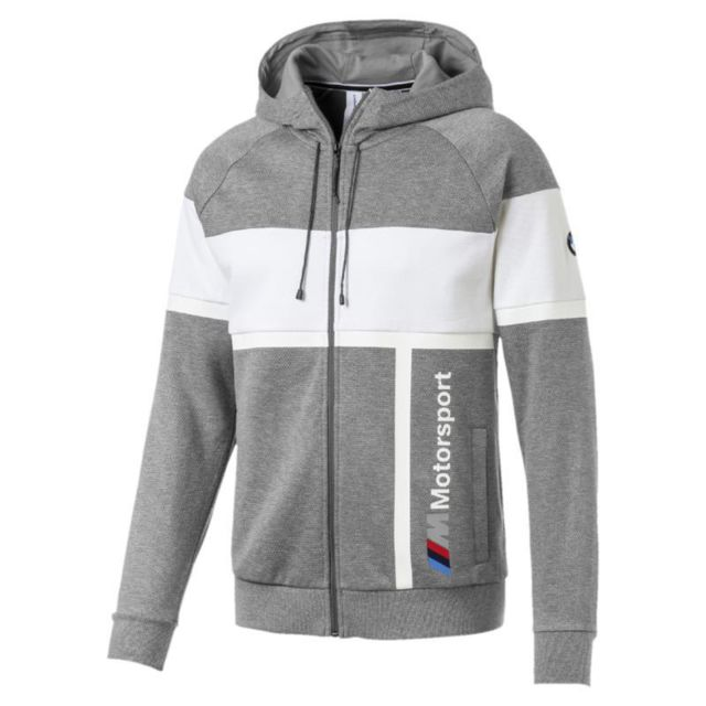 Veste Jacket Puma Capuche Hooded Sweat F1 Motorsport À Bmw 8PknXO0w