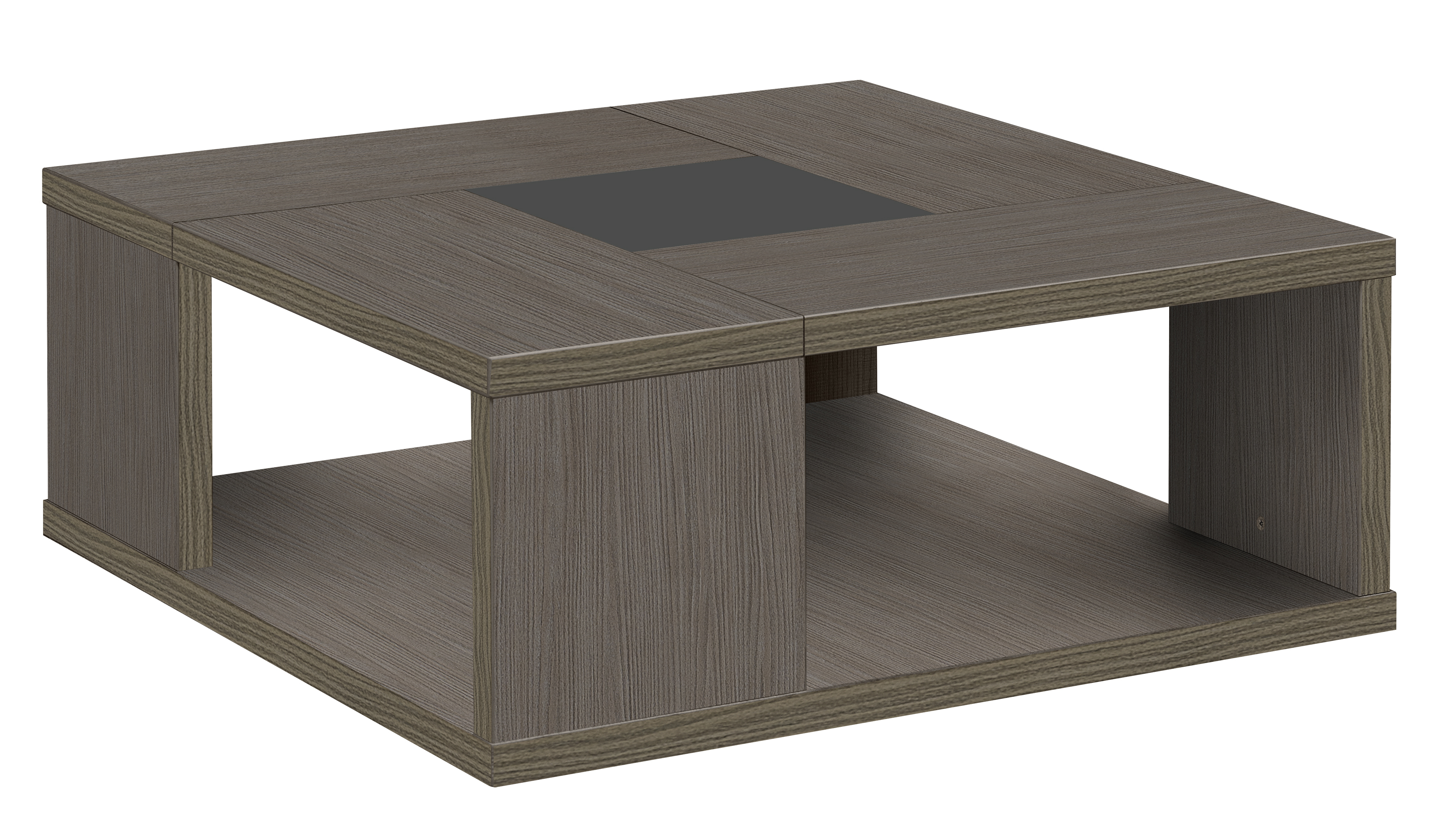 Gami Table Basse Carree Hanna Pas Cher Achat Vente Tables