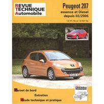 Topcar - Revue technique pour Peugeot 207 es 1.6v-diesel 1.6 hdi